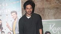 Ali Fazal takes a course on movement and speech from Broadway stalwarts in London