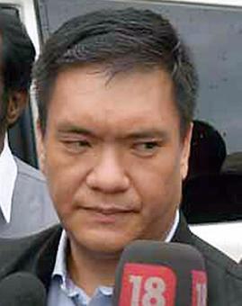 Arunachal crisis: Ram Madhav says BJP will stand by CM Khandu