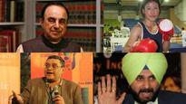 Official: Swamy, Sidhu, Swapan Dasgupta and Mary Kom nominated to Rajya Sabha by PMO