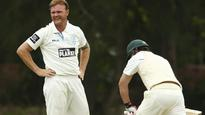 NSW Blues quick Doug Bollinger to let bowling do talking