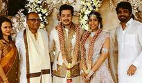Akhil Akkineni and Shriya Bhupal get ENGAGED! (See Pics and Video)