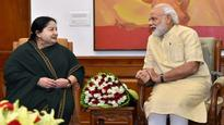 Jayalalithaa meets PM, presents 29-point charter of demands