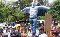 South Delhi residents protest after going 20 days without water