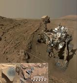 Oxygen finding strengthens case that Mars was once habitable