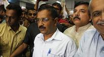 Arvind Kejriwal accuses Amit Shah of trying to obstruct his Surat rally