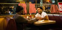 The cast of Moonlight talk about how it's really a love story