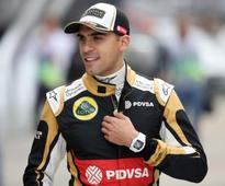 INTERVIEW-Motor racing-Formula One remains Plan A for Maldonado