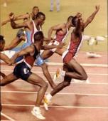 August 25, 1991: Lewis shatters sprint record