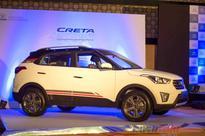 Hyundai Creta S+ Diesel Automatic launched, Price INR 13.56 lakh