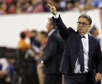 Argentina's national soccer team coach resigns