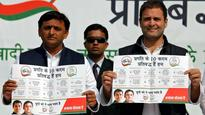 UP ELections 2017: From loan waivers for farmers to pension for poor - 10 promises made by SP-Cong alliance