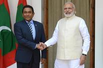India, Maldives sign pacts on taxation, defence