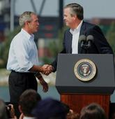 George W. Bush to reenter political fray to boost Jeb's campaign