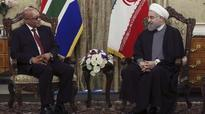 In Iran, South Africa's Zuma praises 1979 revolution