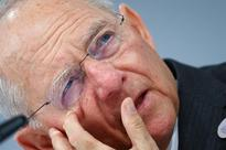 Schaeuble criticises foreign minister for saying Germany should pay more to EU
