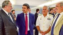 Shaikh Abdullah inaugurates UAE Embassy HQ in Greece
