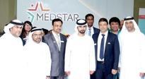 HH Sheikh Mansoor bin Mohammed bin Rashid Al Maktoum Visits Medstar...