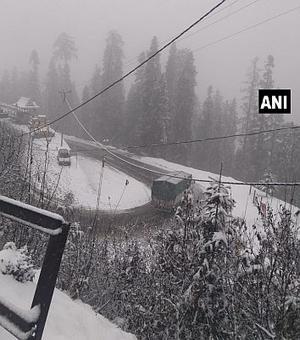 Himachal under a blanket of snow
