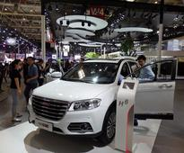China's auto sales soar 26% in September on SUVs, compacts
