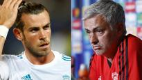Manchester United not interested in Gareth Bale anymore, says Jose Mourinho after Super Cup loss