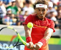 Nadal carries Spanish hopes into next round at Olympics