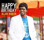 35 and Rocking: Allari Naresh's Birthday is...