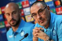 Sarri believes Napoli can make Champions League history