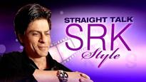 Straight Talk: SRK talks family, films fame
