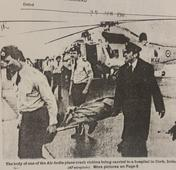 Ireland risked a PR disaster by billing for post mortems following the Air India 747 bombing