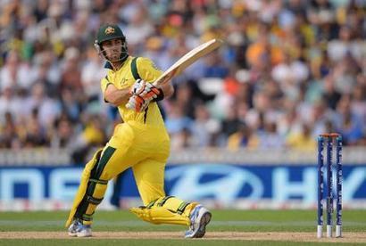 Dean Jones backs Maxwell to tour India, says he needs mentor