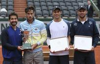 French Open: Marc, Feliciano Lopez beat Bryan brothers, win maiden doubles slam