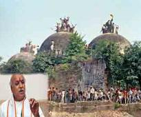 Make law to build Ayodhya temple: VHP
