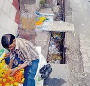 Mumbai: Roads, stations, air or water, it's all downhill in S-Ward