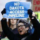US veterans to meet with tribe elders in pipeline protest