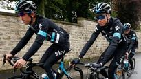 Froome faces tough ride for Tour hat-trick