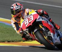Marc Marquez gets first shot at title in Japan