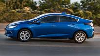 2016 Chevrolet Volt Test Drive