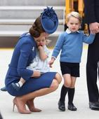 The one thing William and Kate do