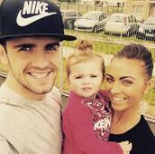 Robbie Brady's long-term love Kerrie Harris: 'He makes me feel very secure - he's a one woman man'