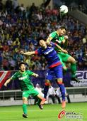 Moreno on target as Shenhua tops Guo'an