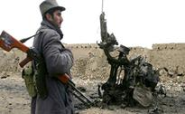 Bomb, insurgent attack kill four Afghan soldiers and police chief
