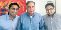 A startup founder's account of a meeting with Ratan Tata that led to funding