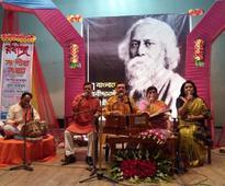 BRSSS holds an evening of Rabindra Sangeet