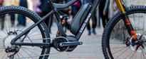 Shimano Shows E8000 Electric Assist Motor for Mountain Bikes