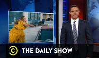 The Daily Show  Confused Islamophobes Target American Sikhs
