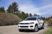 2017 Volkswagen Touareg preview