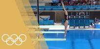 Wu Minxia [CHN]  Women's 3M Springboard | Champions of London 2012