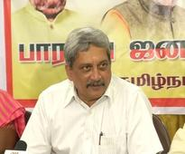 Empowerment of poor most important work done by Modi Govt: Parrikar
