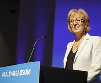 Motherhood takes centrestage in UK's PM battle as debate erupts over Leadsom's remark
