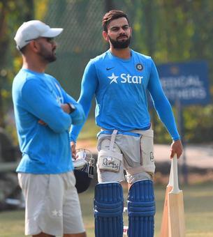 Meet Kohli's men for Champions Trophy